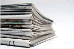 Le news dei quotidiani locali cartacei e on line