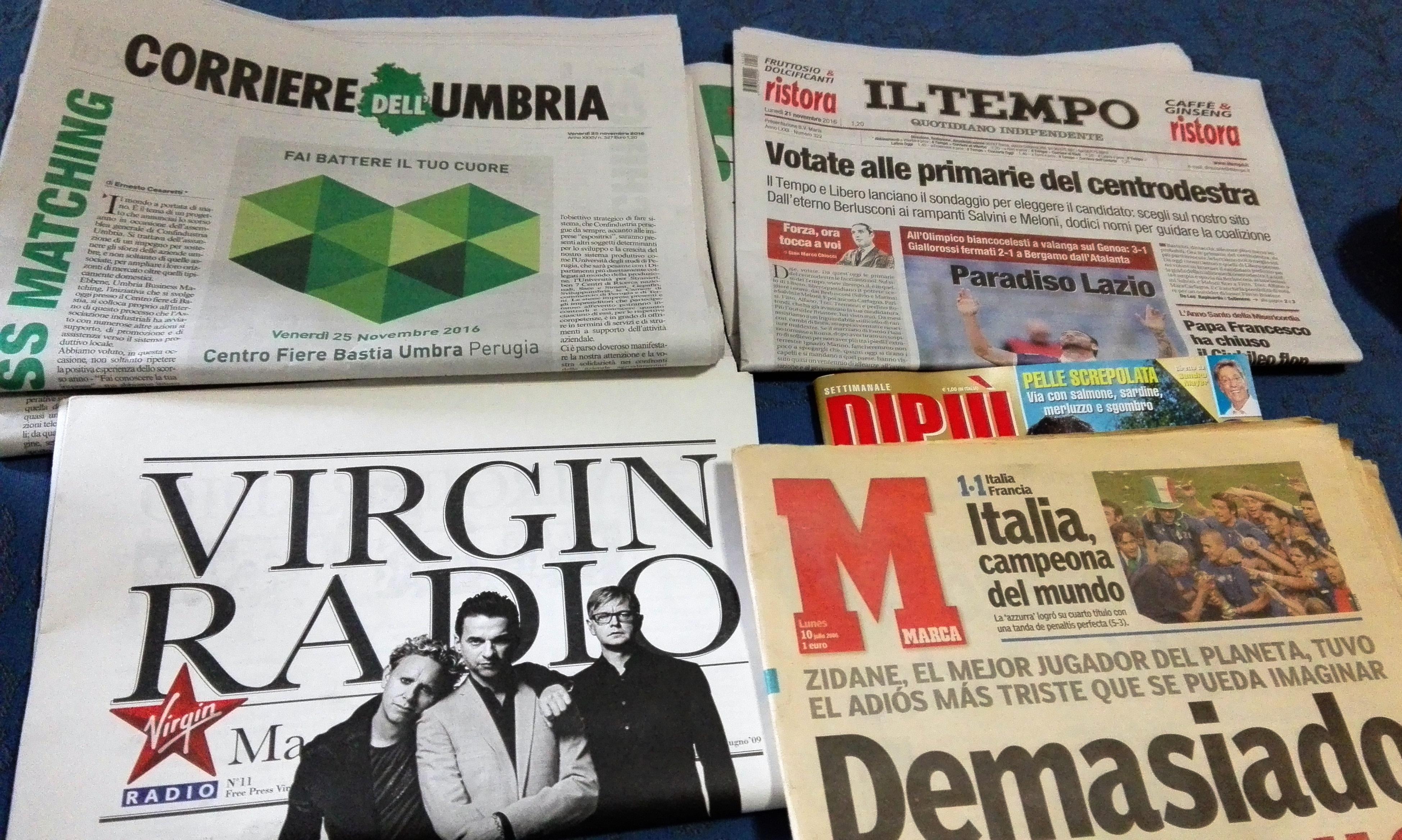 """""""Migliora la qualità della vita in Umbria"""""""