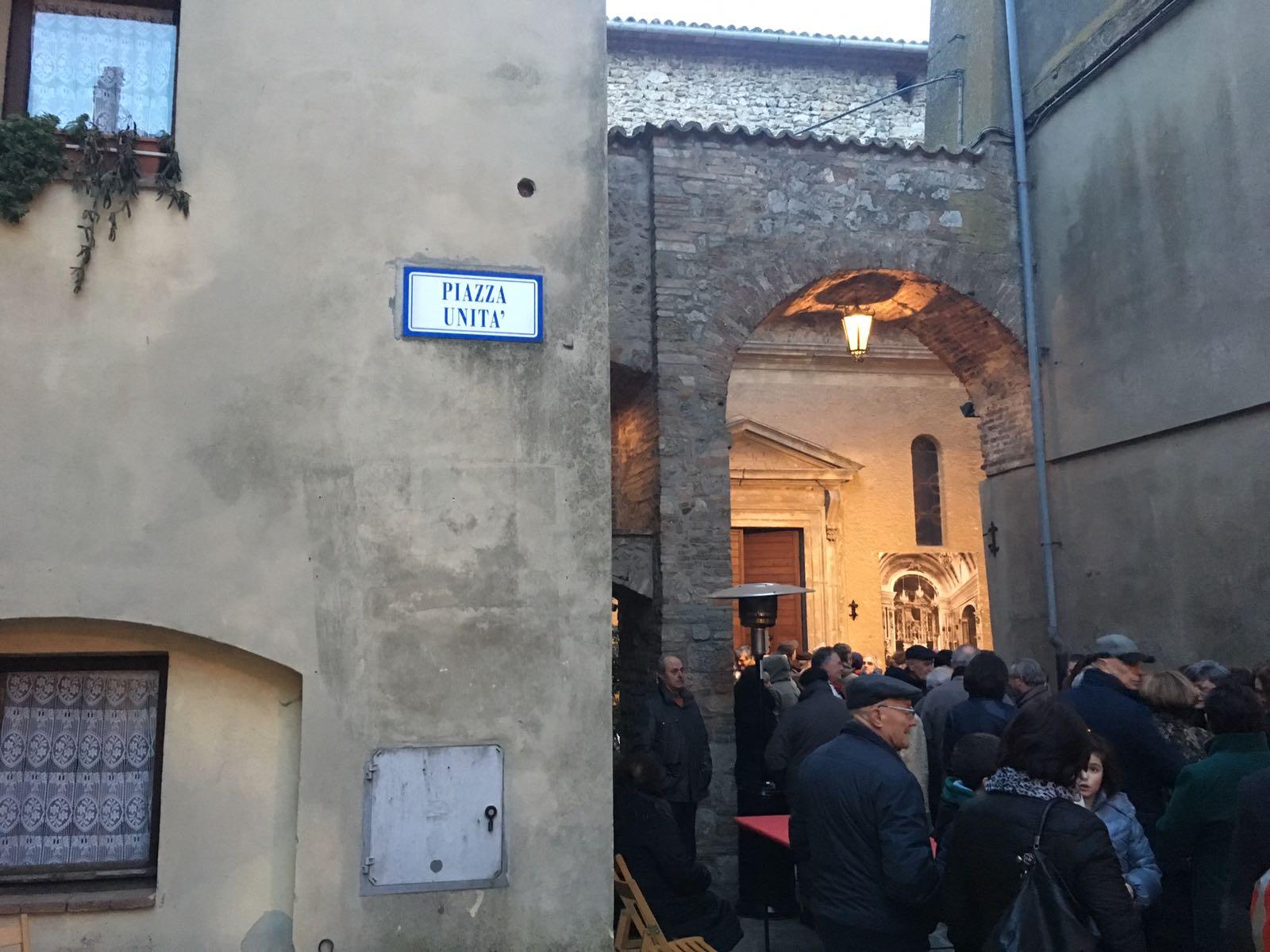Ladri in azione a Palazzo Vici e nella chiesa parrocchiale