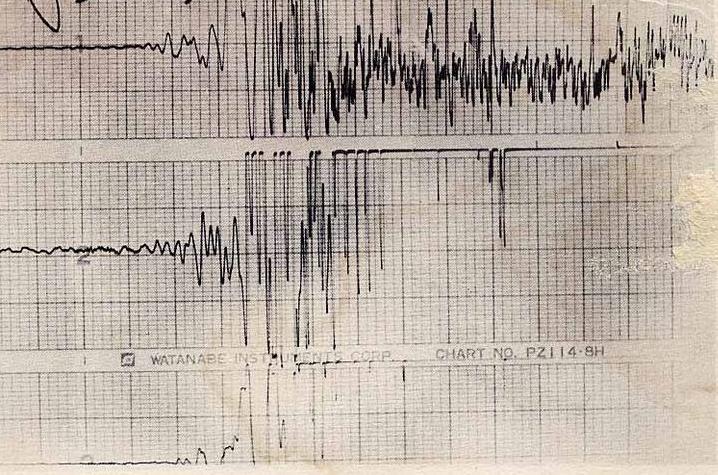 Acquasparta, tre lievi scosse di terremoto registrate nella notte