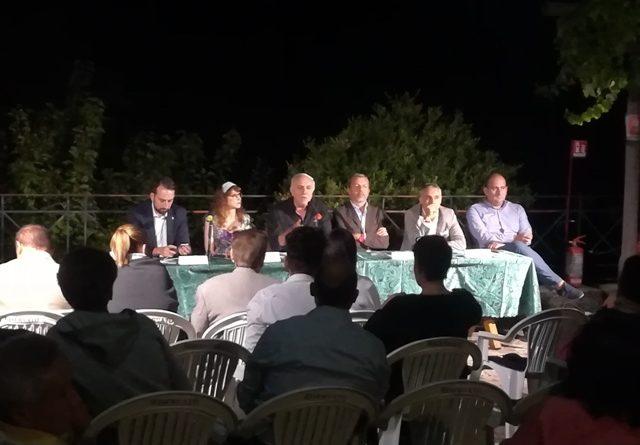 Santa Restituta, i temi della politica nazionale in discussione
