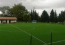Il campo di calcio in erba sintetica è realtà: si prospetta un futuro roseo per Sismano