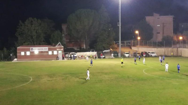 Blitz Real a Sangemini: la squadra di Carlone vince 2-1