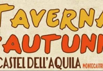 Musica e buona cucina a Castel dell'Aquila: torna la Taverna d'Autunno