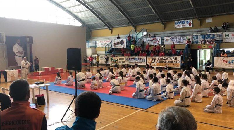 Risultati di rilievo per il karate targato Umbria KTC: premiati anche i Maestri Bonizi e Berretta