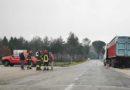 Incidente tra Avigliano e Castel dell'Aquila: ragazzo trasportato in ospedale