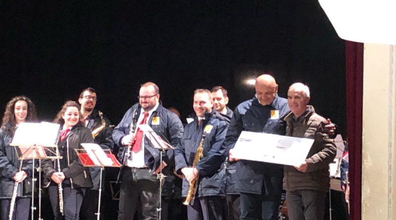 """Alla S.F.A.U. il Premio """"Francesco Foschi""""; in Piazza Piave l'accensione dell'albero di Natale"""