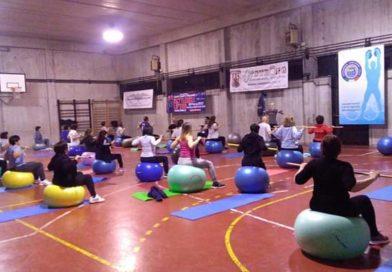 Ginnastica posturale, un'attività che sta riscuotendo molto successo