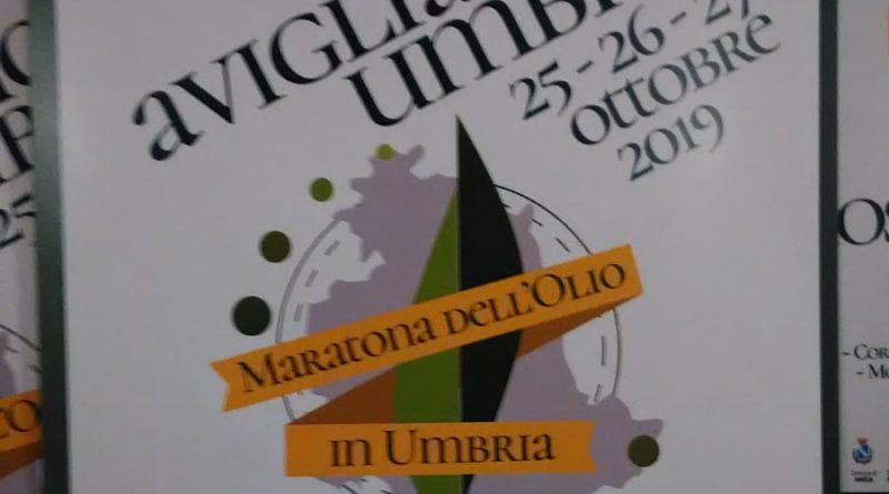 Maratona dell'Olio 2019 ospite al St. Patrick's day di Orvieto