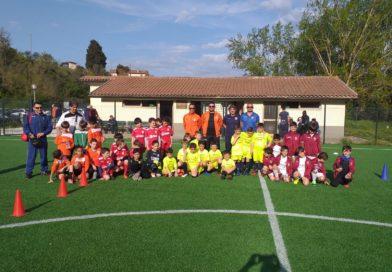 Raggruppamento Figc 'Primi Calci': giornata all'insegna dello sport a Sismano