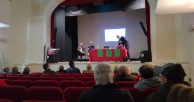Nuovo uliveto biologico a Sismano: illustrazione del progetto in un'assemblea pubblica
