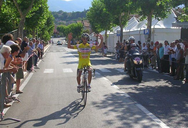 Il ciclista Valerio Conti in auge: dal memorial 'Cibocchi' alla maglia rosa del Giro d'Italia