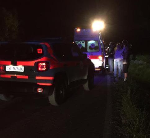 Incidente tra Farnetta e Montecastrilli, coinvolte due ragazze di Avigliano