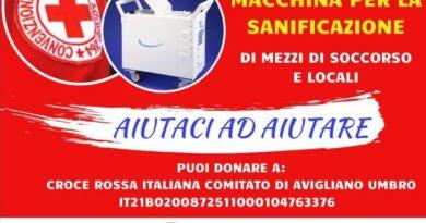 #emergenzaCovid19, la raccolta fondi per la Croce Rossa e la donazione dei gettoni di presenza di 3 consiglieri comunali