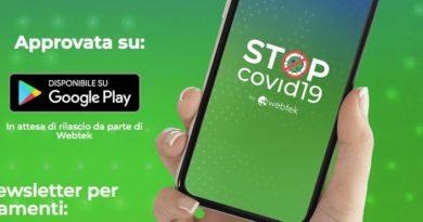 L'Umbria pronta a testare l'App contro il Covid-19