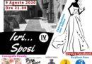 'Ieri…sposi', il centro storico di Santa Restituta diventa la location di una sfilata di moda