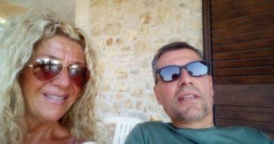 Montecastrilli, la storia dell'amicizia tra l'atleta non vedente Luca Aiello e l'insegnante Paola Torcolini