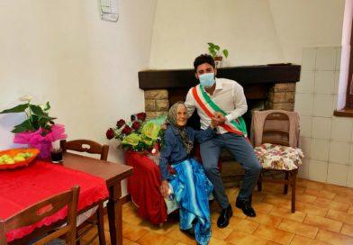 Montecchio, festa grande per i 108 anni di Marietta