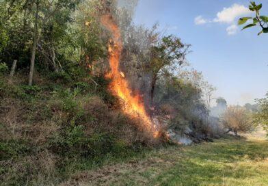 Campo sportivo di Avigliano, due incendi nel giro di pochi giorni