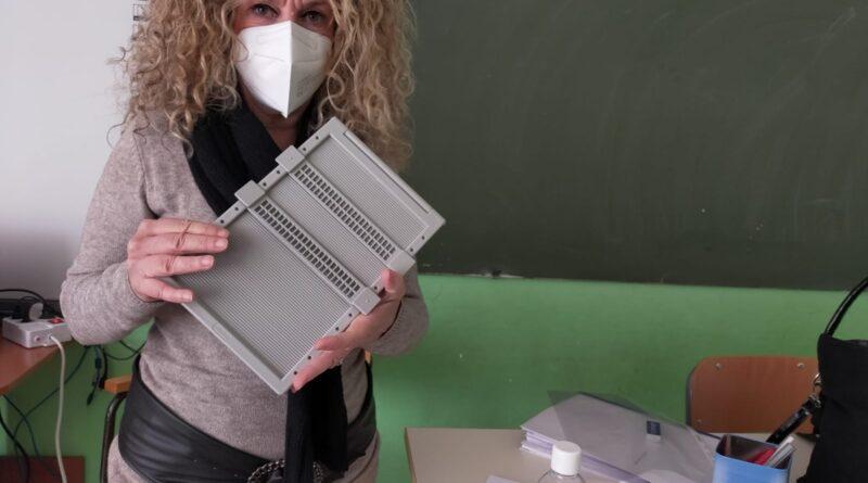 Linguaggio 'Braille' in classe per tutti gli alunni