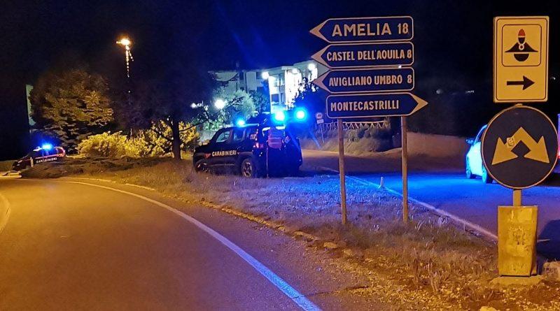 Arrestati i ladri responsabili di due furti a Montecastrilli