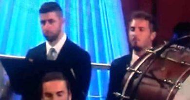 Alessandro Beco ha suonato durante il G20 della Cultura