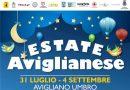 Tutte le iniziative in programma per l'Estate Aviglianese