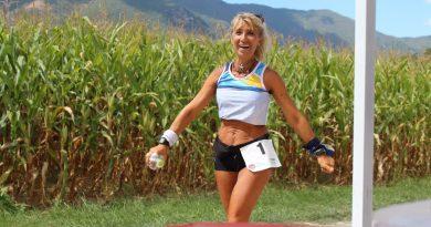 Montecastrilli, Carolina Agabiti si aggiudica le 'sedici Maratone d'Estate'