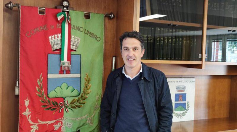 Daniele Gentili saluta il comune di Avigliano